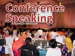 Conference Speaking - Taidin Suhaimin delivering a talk for Sabah State Human Resource Development Department (JPSM) Staff