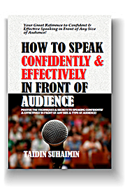 Master the 4 Ps & 7 Steps  to Effective Public Speaking
